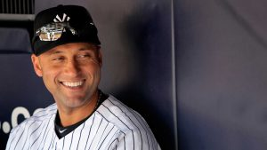 Derek Jeter wallpaper HD