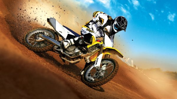 Dirt Bike Tapete HD4