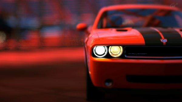 dodge challenger wallpaper HD2