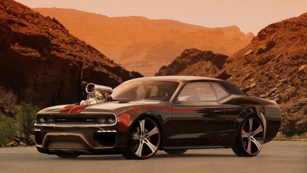 dodge challenger wallpaper HD6