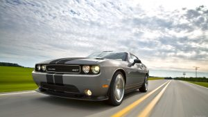 Dodge Challenger tapeter HD