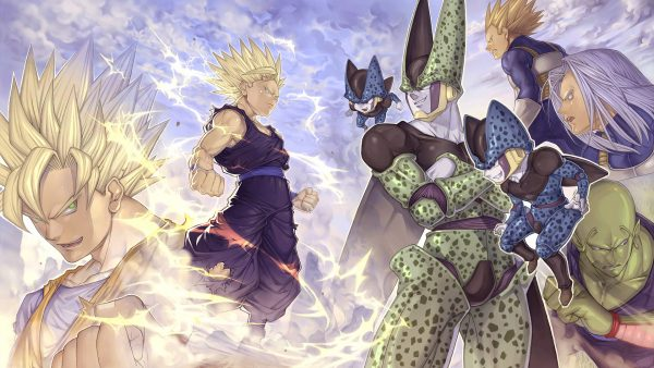 dragon ball z wallpaper hd HD2