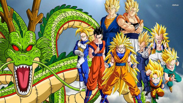 dragon ball z wallpaper hd HD4