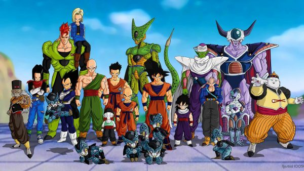Dragonball Z Tapete HD10