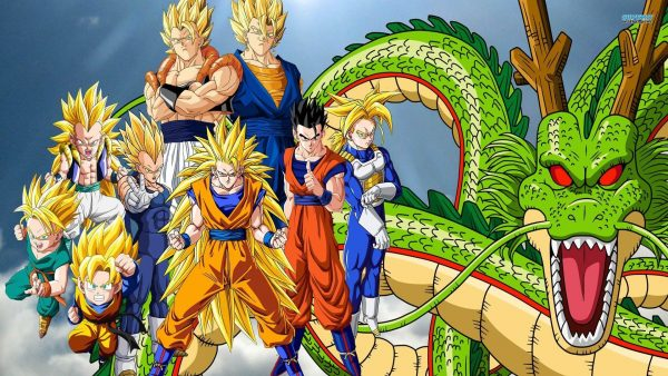dragonball z wallpaper HD2