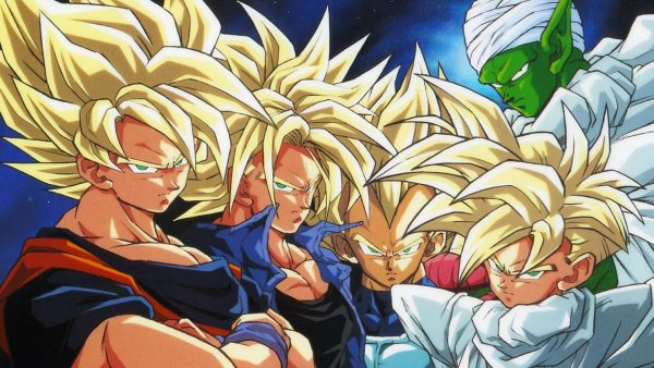 Dragonball Z Tapete HD6