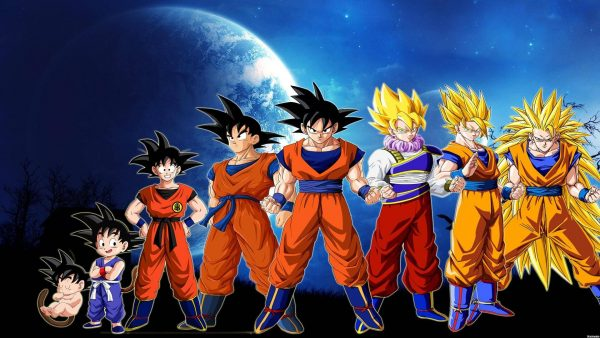 Dragonball Z Tapete HD8