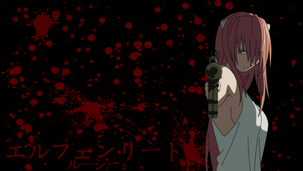 elfen lied wallpaper HD3
