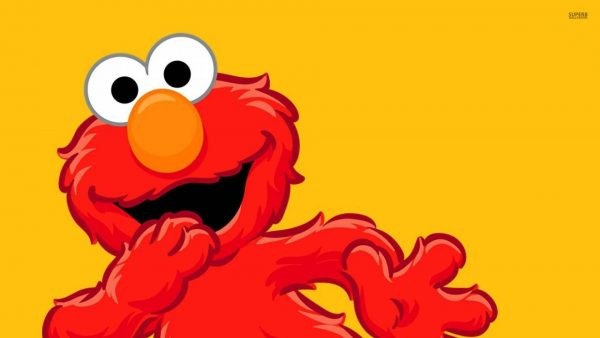 elmo tapet HD2