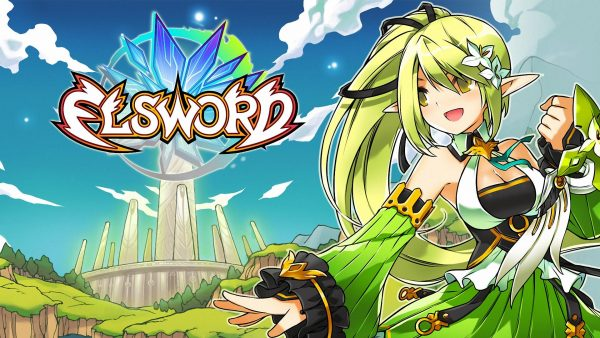 Elsword tapetti HD2