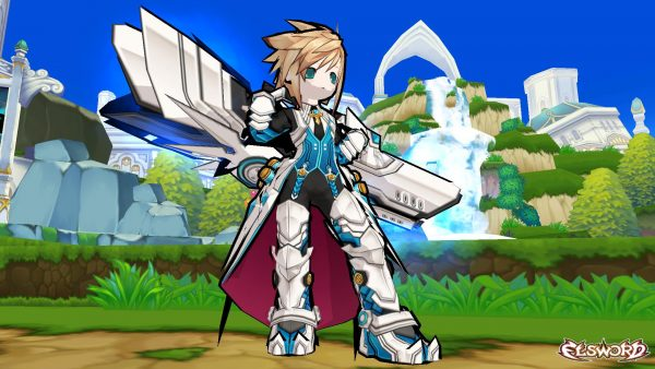 Elsword tapetti HD5