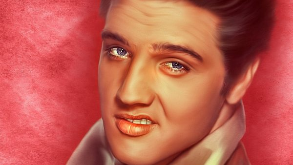 elvis presley tapeter HD6