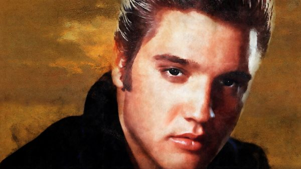 elvis presley tapeter HD7