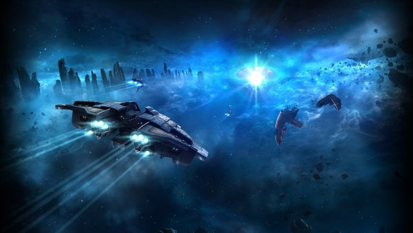 EVE Online tapeter HD1