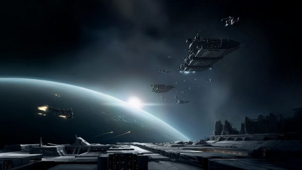 EVE Online Tapete HD2