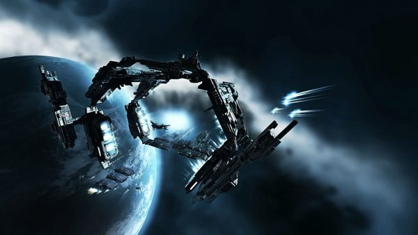 EVE Online tapeter HD5