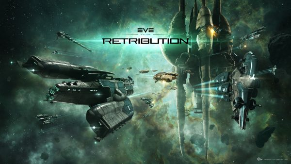 EVE Online tapeter HD8