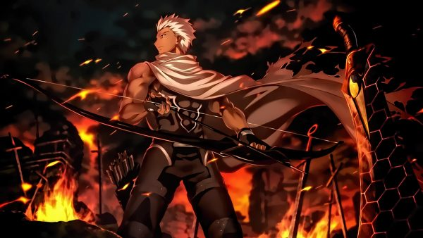 fate stay night wallpaper HD5