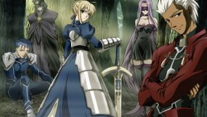 fate stay night wallpaper HD