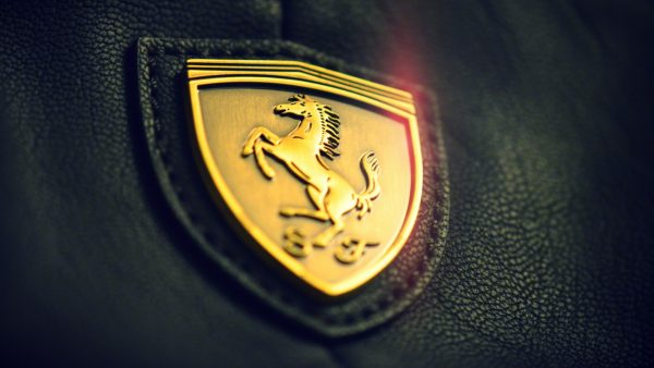 ferrari logo wallpaper HD3
