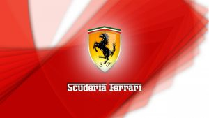 Ferrari-Logo Wallpaper HD