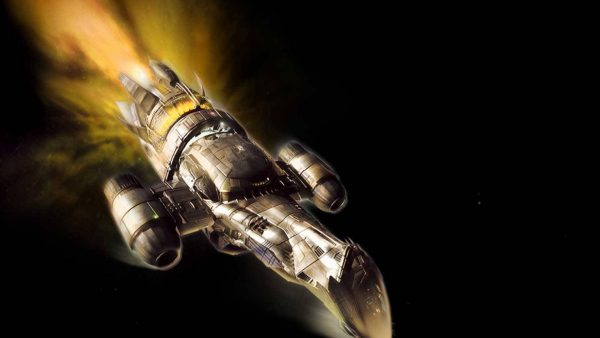 Firefly wallpaper HD1