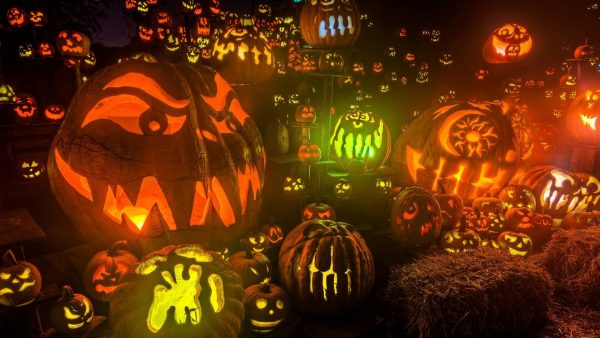 gratis halloween wallpaper HD1