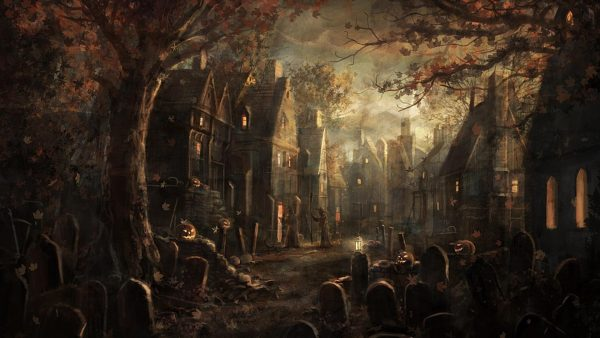 gratis halloween wallpaper HD6