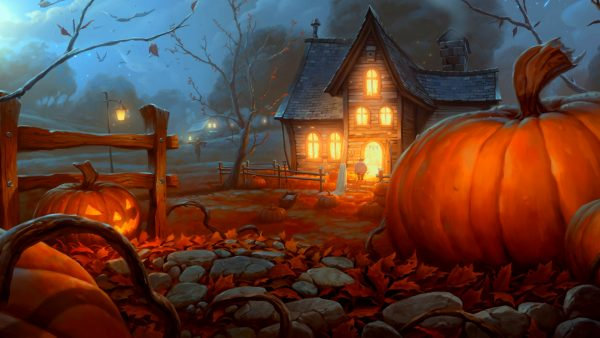 gratis halloween wallpaper HD7