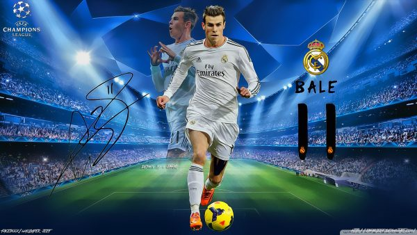 gareth bale wallpaper HD2