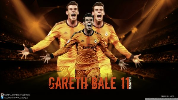 Gareth Bale wallpaper HD3