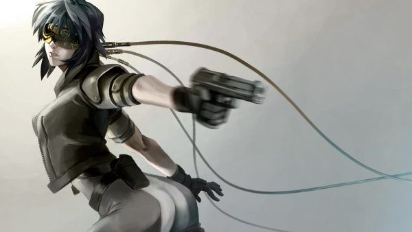 ghost in the shell wallpaper HD2