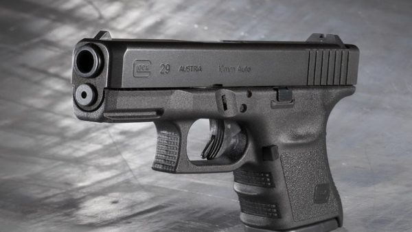 Glock tapetti HD3