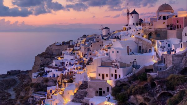 greece wallpaper HD2
