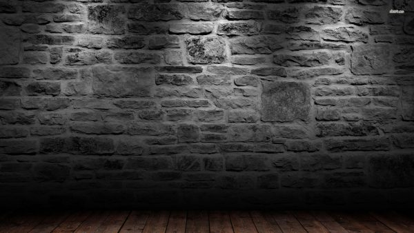 grey brick wallpaper HD1