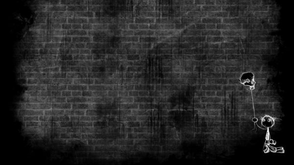 grey brick wallpaper HD2