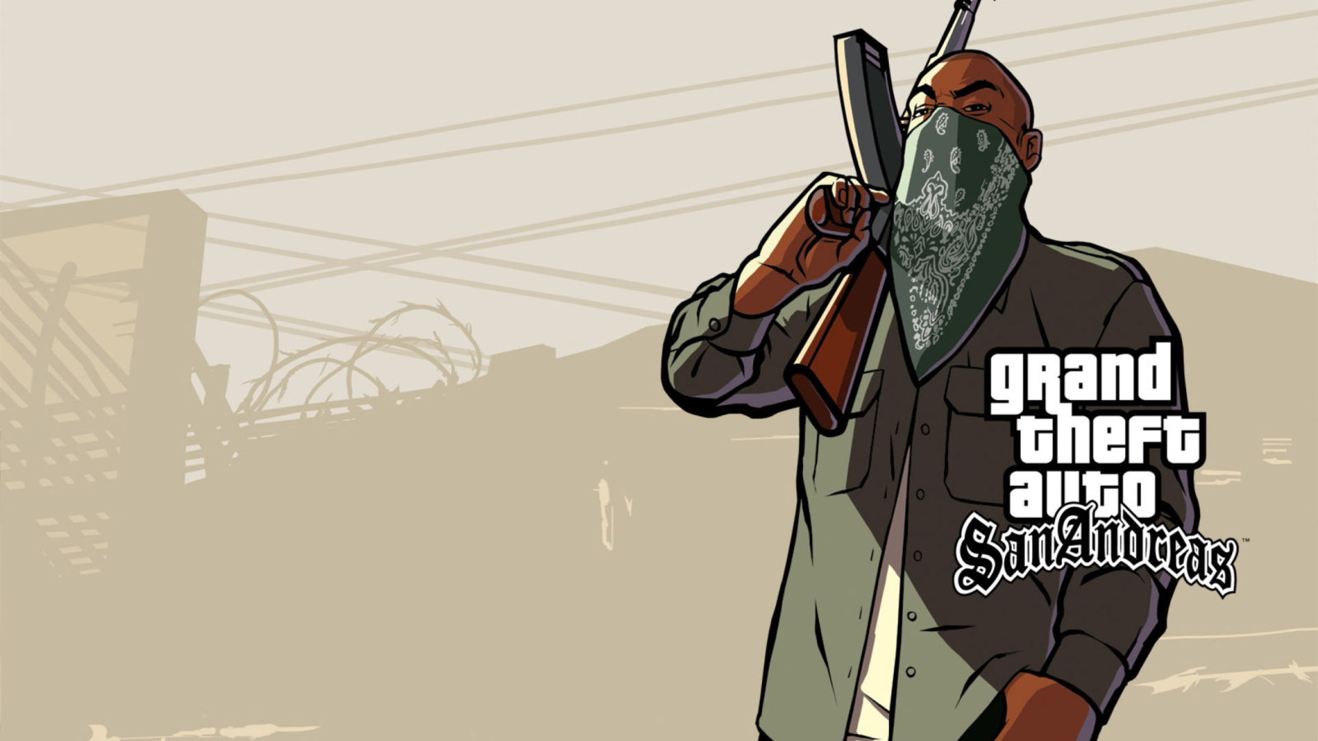 gta san andreas wallpaper HD