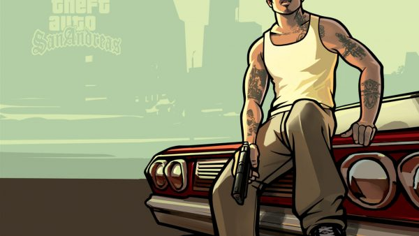 gta san andreas wallpaper HD6