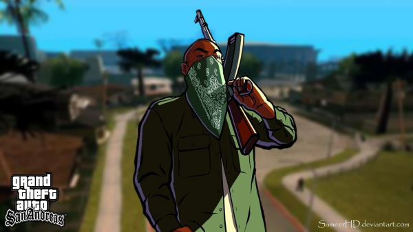 gta san andreas wallpaper HD8