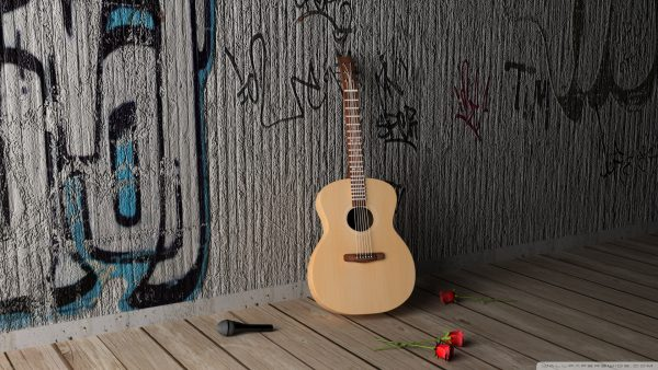 gitaar wallpapers HD4