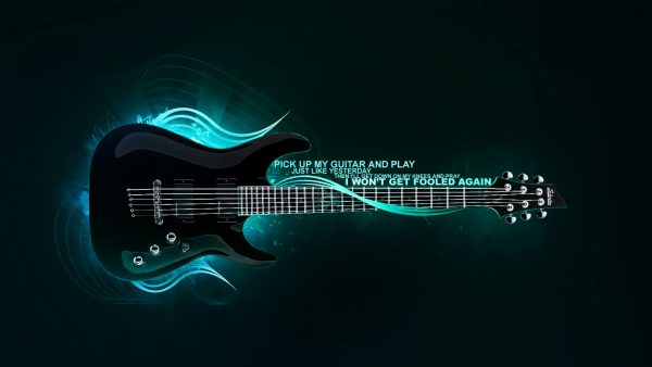 guitare wallpapers HD7