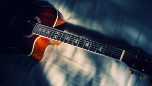 wallpaper HD gitar