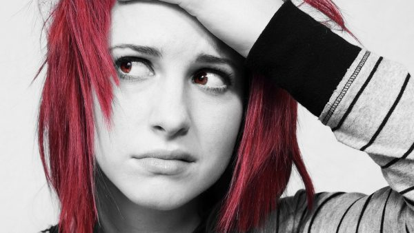 hayley williams papier peint HD1