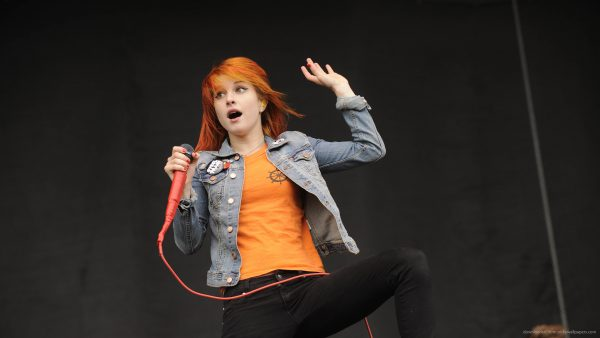 hayley williams kertas dinding HD10