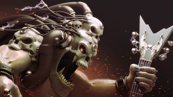 heavy metal wallpaper HD1