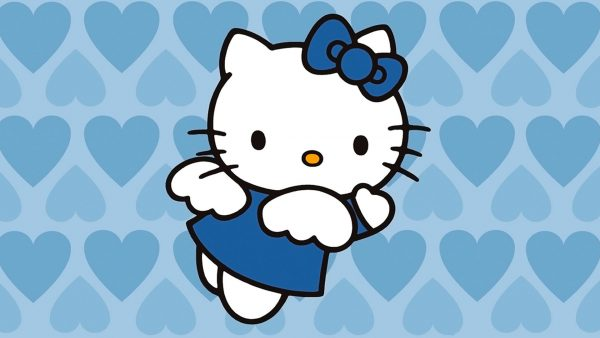Hello Kitty taustakuva hd HD1