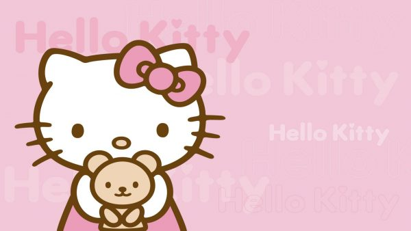 Hello Kitty taustakuva hd HD6