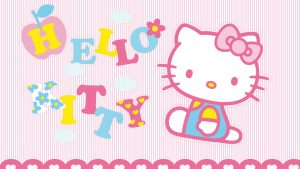Hello Kitty taustakuva hd HD