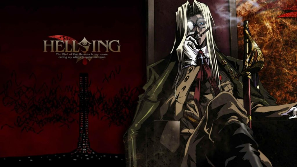 hellsing wallpaper HD1