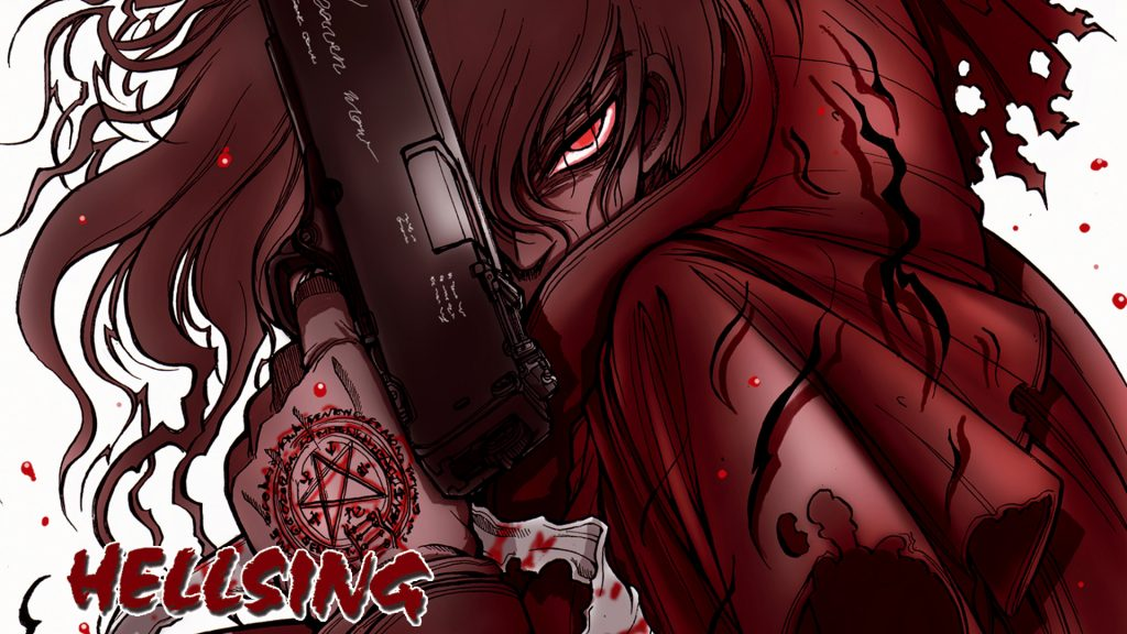 hellsing wallpaper HD2